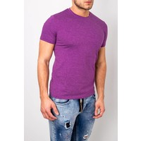 Y BASIC T-SHIRT STRETCH ROUND NECK PAARS