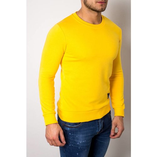 Y Yellow Sweater