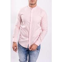 Y Hemd slim fit round neck C202-P Roze