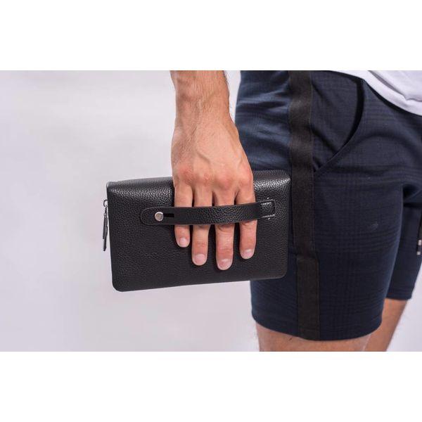 Y Hand bag black dubbel