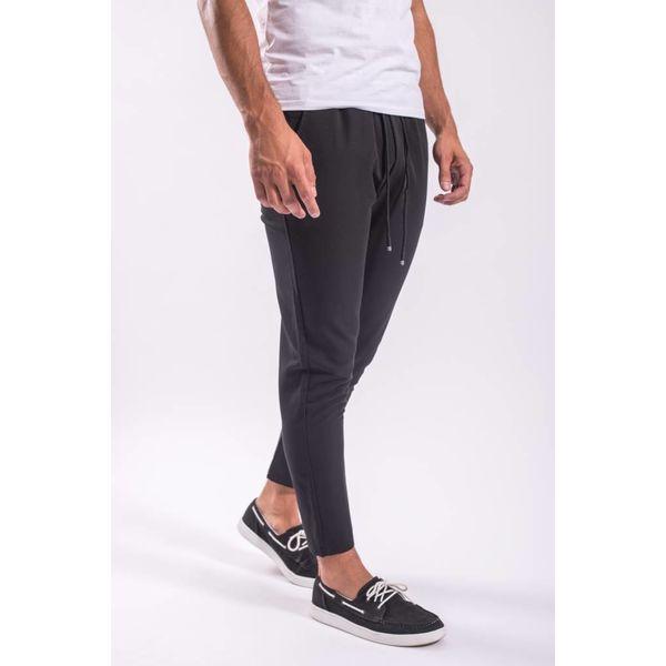 Y Pantalon skinny fit BLACK
