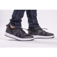 Y Sneakers camo Black/White/Navy