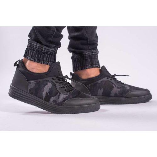 Y Sneakers camo Black/Black