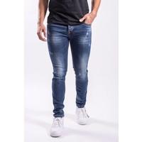Slim fit jeans stretch Basic Blue