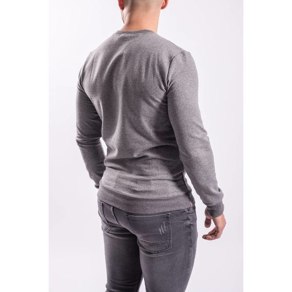 Sweater basic grey