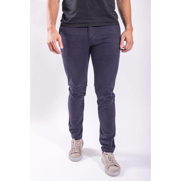 Y Chino pants slim fit Dark Blue
