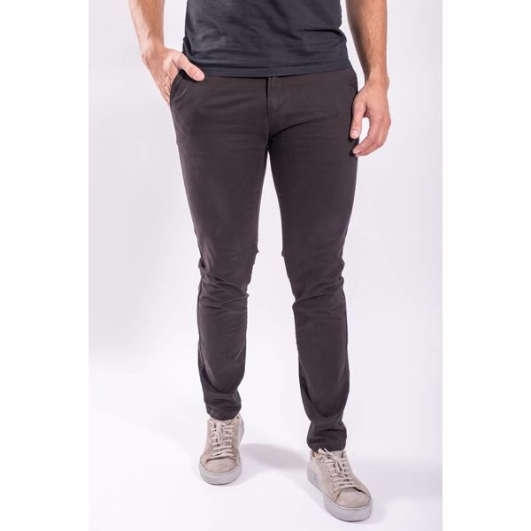 Y Chino pants slim fit Black