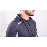 Y Tracksuit ribbels Blue/white