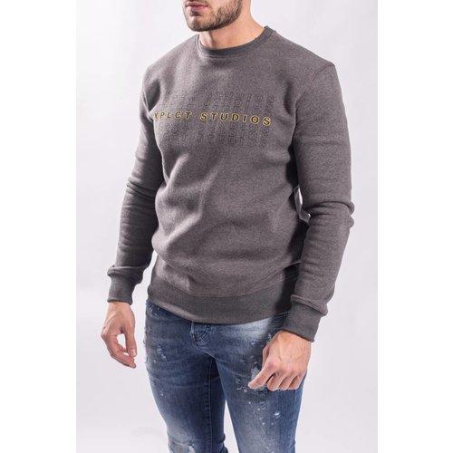 Y XPLCT Studios Sweater Grey