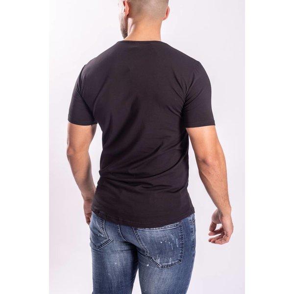 "T-shirt ""Stars"" Black"