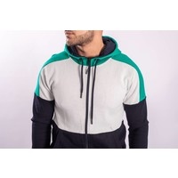 Y Tracksuit White/Black/Green