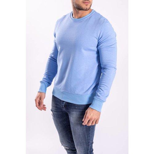 Sweater Crewneck Blue