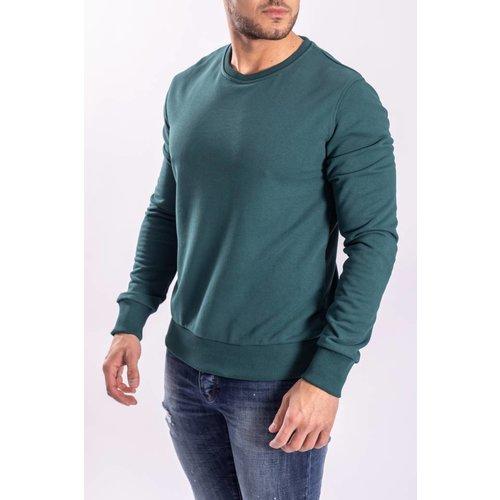 Sweater Crewneck Green
