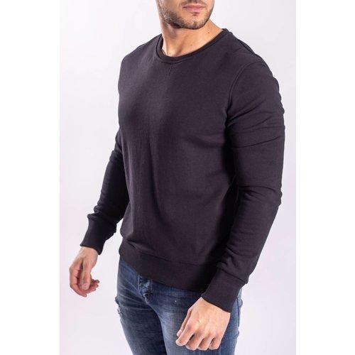 Y Sweater Crewneck Black