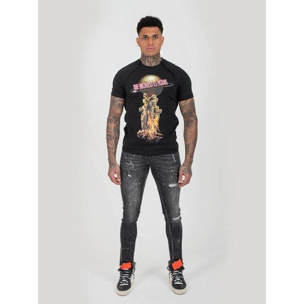 XPLCT Twiy T-shirt Black