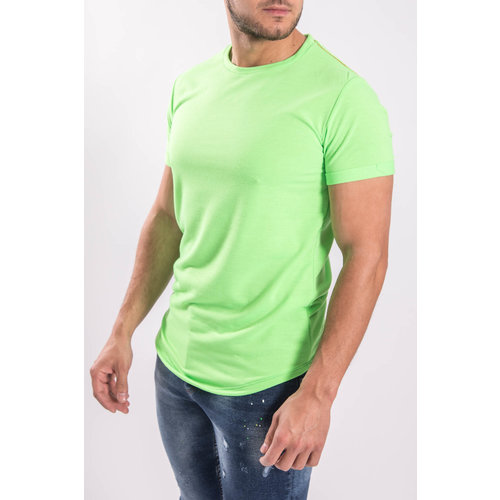Y T-shirt NEON GREEN