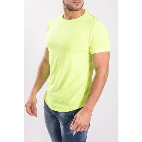 Y T-shirt NEON YELLOW