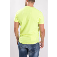 Y T-shirt NEON YELLOW