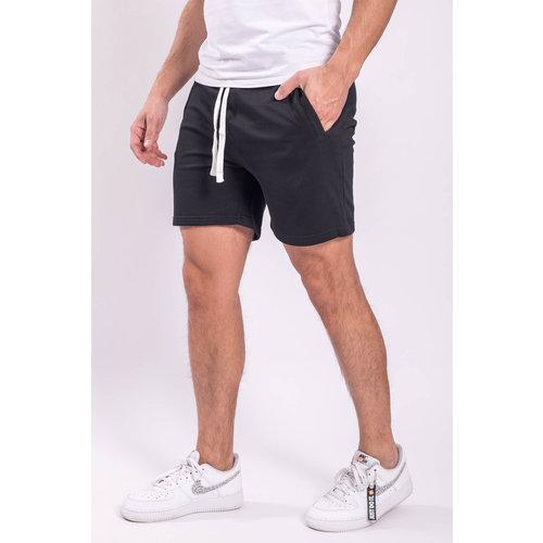 Shorts cotton Black