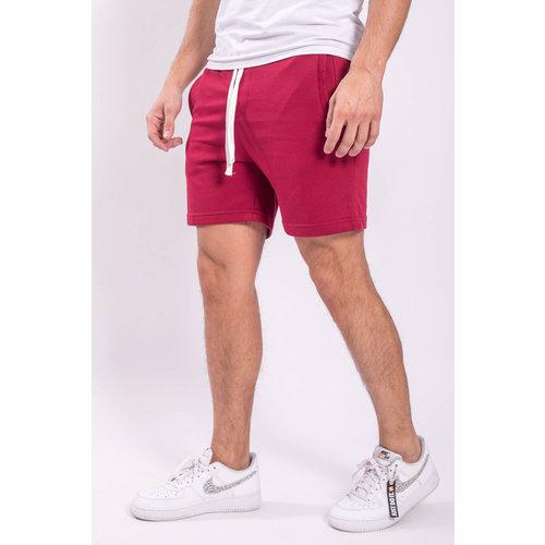 Shorts cotton Bordeaux