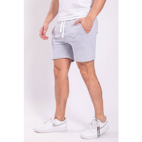 Shorts cotton Light Grey