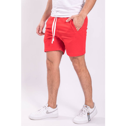 Shorts cotton Red