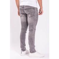 Y Skinny fit stretch jeans Basic Grey