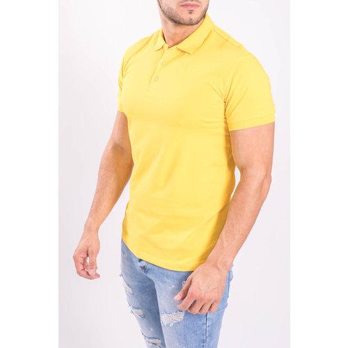 Y POLO stretch Yellow