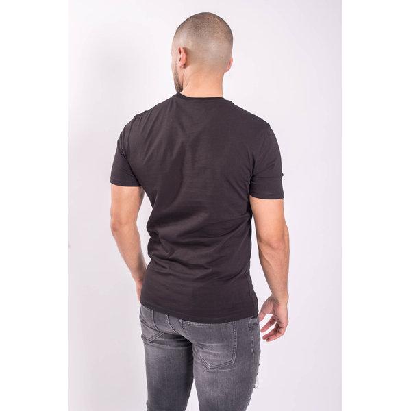 """Y T-shirt """"icons"""" Black / White"""