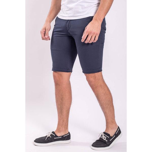 Y Bermuda Shorts Dark Blue