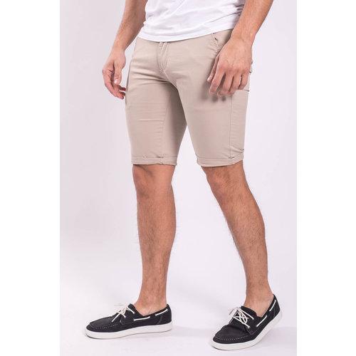 Y Bermuda Shorts Beige