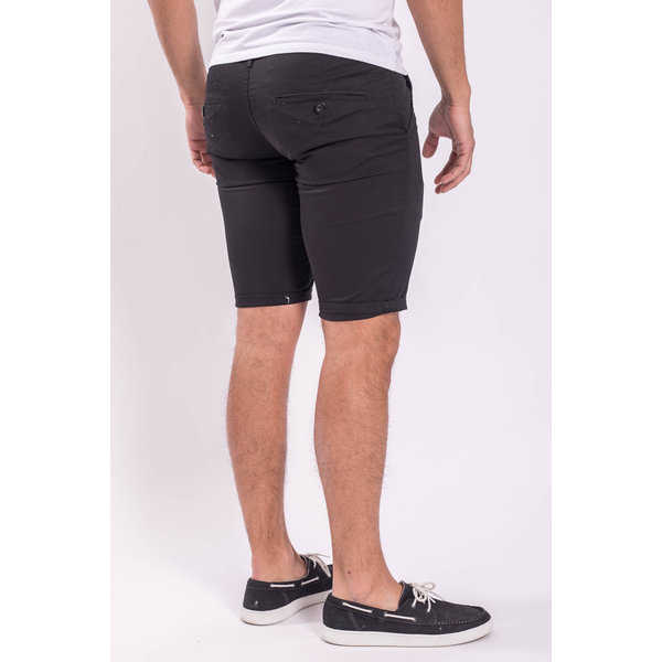 Y Bermuda Shorts Black