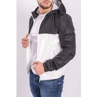 Y Jacket bicolor Black / White