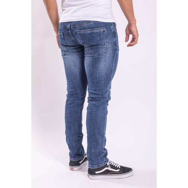 Y Slim fit stretch jeans Blue