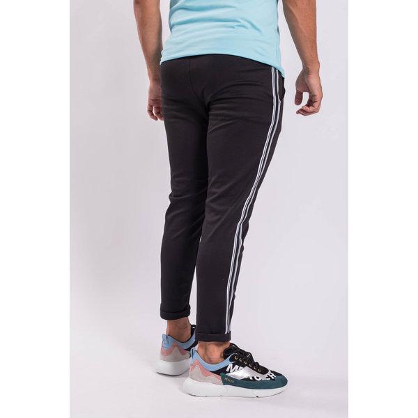 Y Track pants Black striped