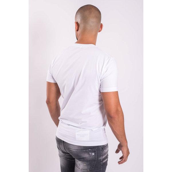 """Y T-shirt """"summer"""" White"""