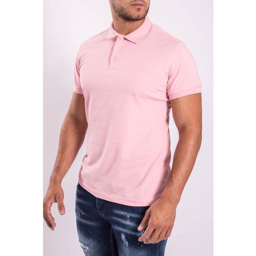 Y POLO stretch Pink
