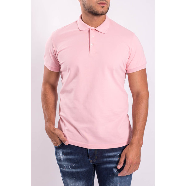 Y POLO stretch Pink