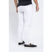 Y Skinny fit stretch jeans WHITE