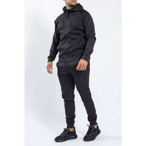 "Y Tracksuit ""black panther"" Total Black"