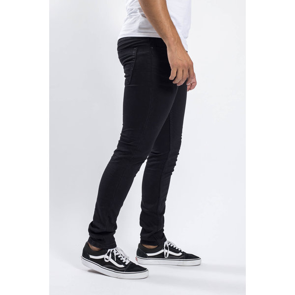 Y Skinny fit stretch jeans Black
