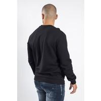 Y Crewneck Sweaters Black