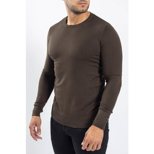 Y Knitwear crewneck Green