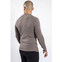 Y Knitwear crewneck Coffee