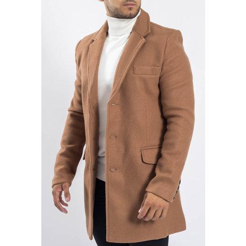 Y Trench coat Camel