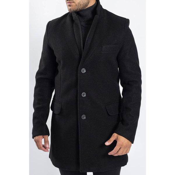 Y Trench coat Black