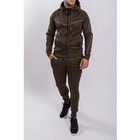 Y Tracksuit flash Green