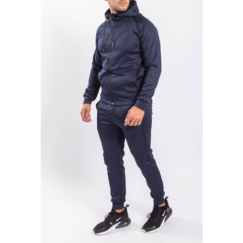 "Y Tracksuit ""Blue panther"" Blue"