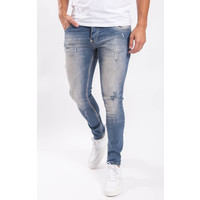 Y Skinny fit stretch jeans Light Blue