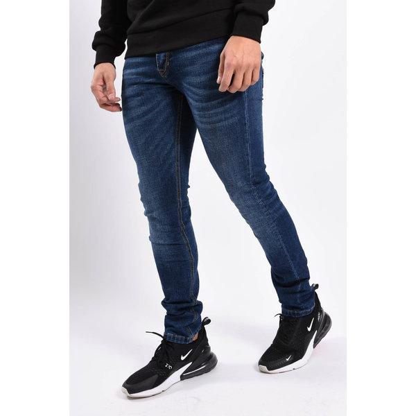 Y Skinny fit stretch jeans Basic Blue